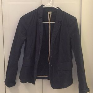 J.Crew unstructured blazer